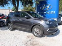 Platinum Graphite 2018 Hyundai Santa Fe Sport 2.4 Base