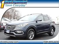 2018 Hyundai Santa Fe Sport 2.4 Base 4-Wheel Disc