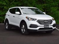 Clean CARFAX. 26/20 Highway/City MPG White 2018 Hyundai