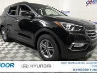 2018 Hyundai Santa Fe Sport 2.4  26/20 Highway/City