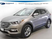New Price! Gray 2018 Hyundai Santa Fe Sport 2.4 Base