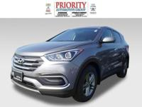 Don't miss out on this 2018 Hyundai Santa Fe Sport