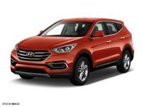 This 2018 Hyundai Santa Fe Sport 2.4L is a real winner