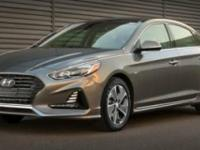 This 2018 Hyundai Sonata Hybrid Limited is proudly