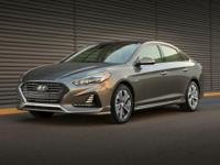 2018 Hyundai Sonata Hybrid Limited FWD 6-Speed