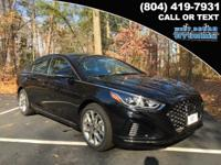 2018 Hyundai Sonata Sport 2.0T 32/23 Highway/City MPG