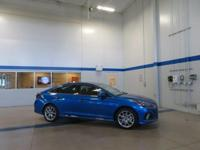 New Price! Electric Blue 2018 Hyundai Sonata Limited