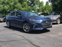 This outstanding example of a 2018 Hyundai Sonata