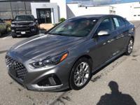 This 2018 Hyundai Sonata Limited is offered to you for