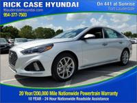 2018 Hyundai Sonata Limited 2.0T  in Silver and 20 year