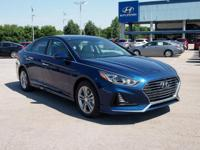Recent Arrival! 2018 Hyundai Sonata Limited FWD 6-Speed