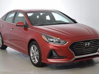 2018 Hyundai Sonata SEL !!!This 2018 Hyundai Sonata SEL