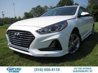 The new 2018 Hyundai Sonata in Queensbury, NY gives