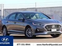Machine Gray 2018 Hyundai Sonata SE FWD 6-Speed