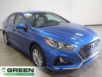 Recent Arrival! New Price! Electric Blue 2018 Hyundai