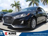 36/25 Highway/City MPG King Hyundai is delighted to