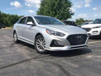 This 2018 Hyundai Sonata SE is proudly offered by Rosen
