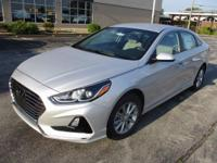 Recent Arrival! 2018 Hyundai Sonata SE WITH SOME