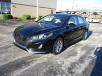2018 Hyundai Sonata SE Black WITH SOME AVAILABLE