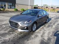 2018 Hyundai Sonata SE Gray WITH SOME AVAILABLE OPTIONS
