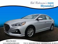 2018 Hyundai Sonata SE Silver WITH SOME AVAILABLE