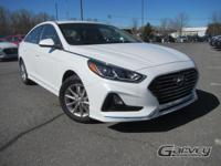 All-new 2018 Sonata SE! This vehicle comes with a fuel