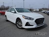 New 2018 Sonata SE! This vehicle features a fuel