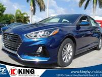 36/25 Highway/City MPG King Hyundai is excited to offer