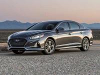 2018 Hyundai Sonata SE FWD 6-Speed Automatic with