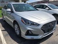One of the best things about this 2018 Hyundai Sonata
