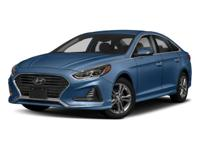 This 2018 Hyundai Sonata SE Well Equipped with