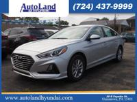 This 2018 Hyundai Sonata SE is complete with