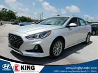 36/25 Highway/City MPG King Hyundai is honored to offer