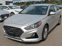 This outstanding example of a 2018 Hyundai Sonata SE is