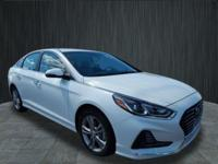 ALL-NEW RE-DESIGNED 2018 Hyundai Sonata SEL. This car