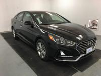 Phantom 2018 Hyundai Sonata SEL FWD 6-Speed Automatic
