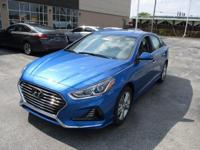 2018 Hyundai Sonata SEL Blue WITH SOME AVAILABLE