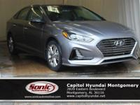 This Hyundai won't be on the lot long! Very clean and