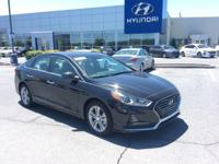 2018 Hyundai Sonata SEL Gray Cloth. 35/25 Highway/City