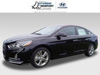 This 2018 Hyundai Sonata SEL is a great option for
