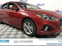 2018 Hyundai Sonata Sport Cloth. 35/25 Highway17-Inch