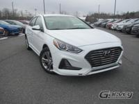 Brand new! 2018 Hyundai Sonata SEL! Great fuel economy