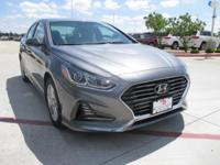 This 2018 Hyundai Sonata SEL is proudly offered by Mike