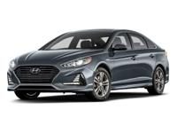 This 2018 Hyundai Sonata SEL Well Equipped with