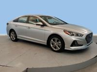 Safe and reliable, this 2018 Hyundai Sonata SEL lets