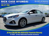 2018 Hyundai Sonata Sport 2.0T  in Silver and 20 year