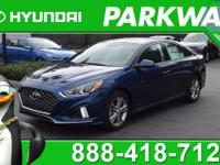 2018 Hyundai Sonata COME SEE WHY PEOPLE LOVE PARKWAY,