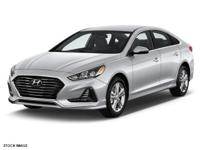 Don't miss out on this 2018 Hyundai Sonata Sport! It