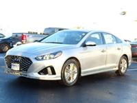 2018 Hyundai Sonata 4-Wheel Disc Brakes, 6 Speakers,