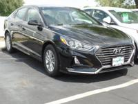 The 2018 Hyundai Sonata gets distinctive new exterior